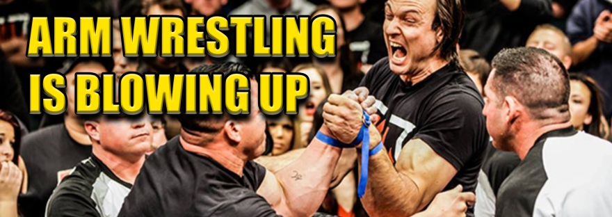 Devon Larratt Arm Wrestling
